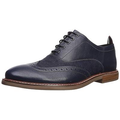 Ben Sherman Men's Birk Short Wing Oxford: Shoes
