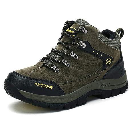 30020e2c8f7ce Amazon.com: Giles Jones Men's Hiking Boots High-top Outdoor Comfort ...