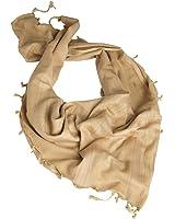 Military Shemagh Tactical Scarf Army Shermag Head Wrap Arab Keffiyeh Coyote Tan