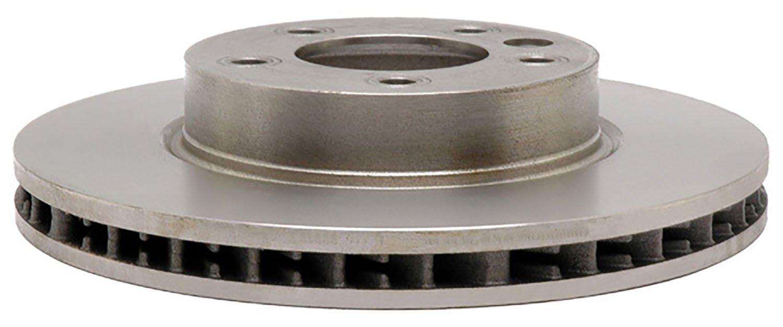ACDelco 18A1757A Advantage Non-Coated Front Disc Brake Rotor