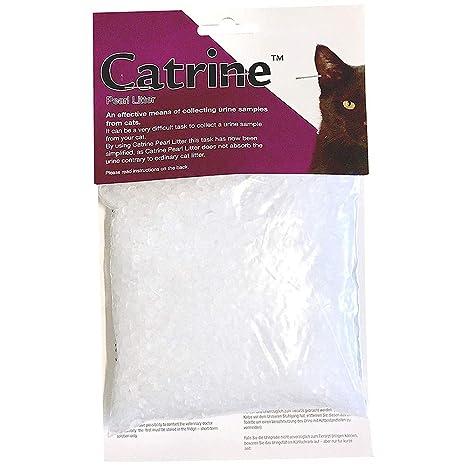 Catrine Pearl Litter Sabbietta Per Raccolta Urine Gatto Amazonit