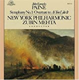 John Knowles Paine: Symphony No. 1/Overture to As You Like It