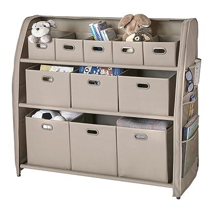 3 Tier Heavy Duty Home Storage Organizer (11 Bins)