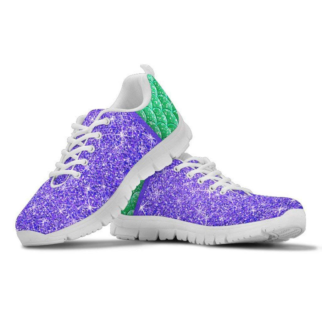 Who Needs Fins When You can Have Custom Little Mermaid Nike