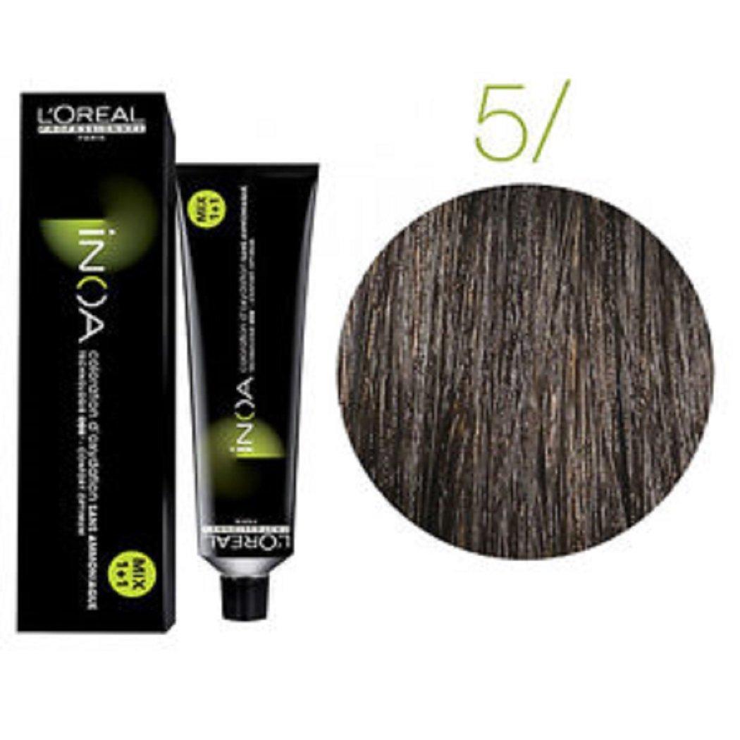 Amazon Loreal Inoa 5 No Ammonia Ods2 Hair Color 2 Ounce