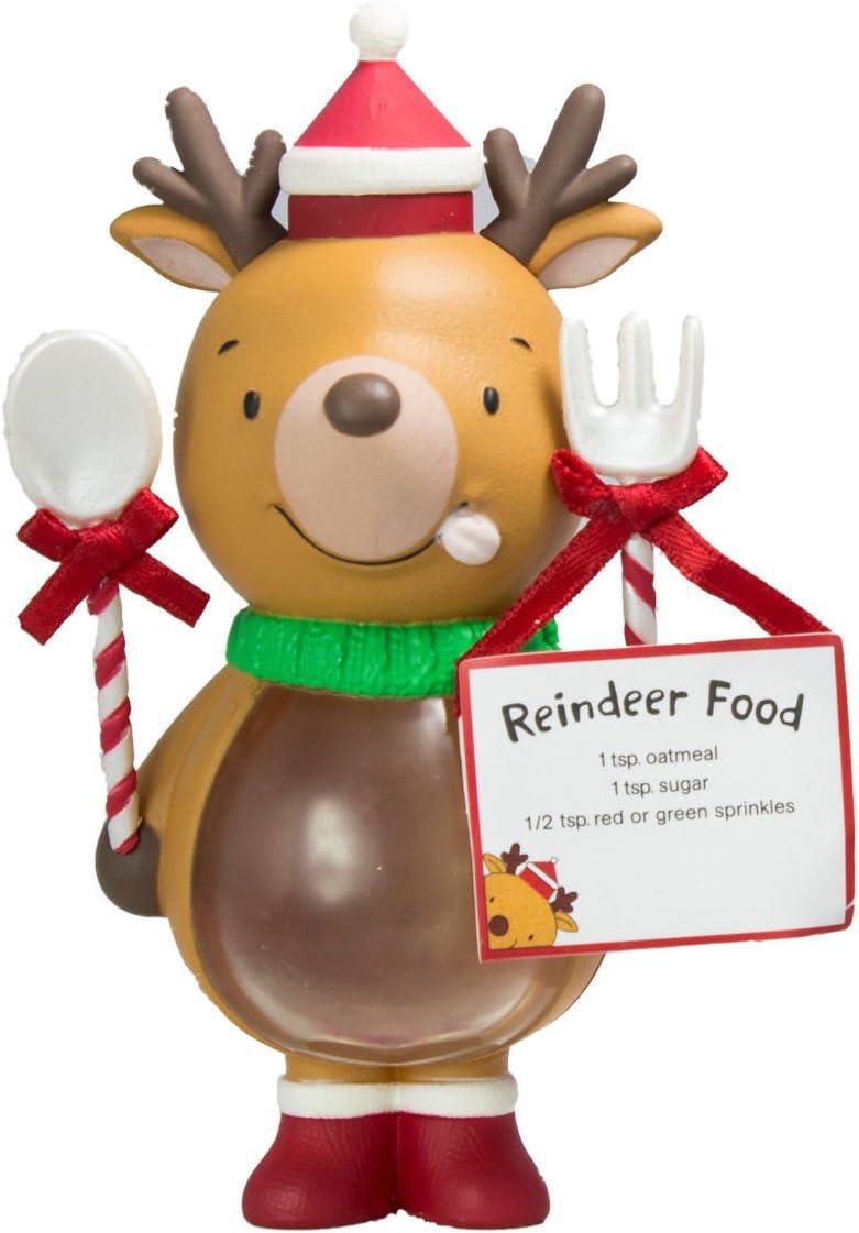 Hallmark Keepsake Ornament Reindeer Food 2013