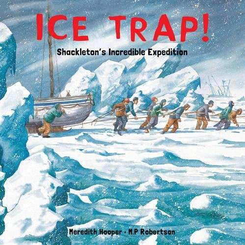 Image result for shackleton book for children