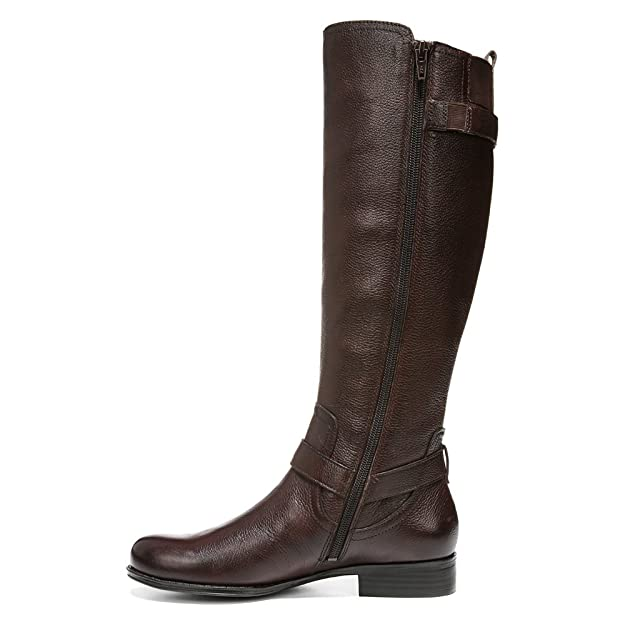Naturalizer Joan de la Mujer Wide Pantorrilla Botas de equitación  Amazon.es   Zapatos y complementos 9f6854c2c8181