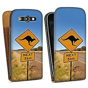 Samsung Galaxy S2Funda Premium Case Protección cover Canguro Australia Outback