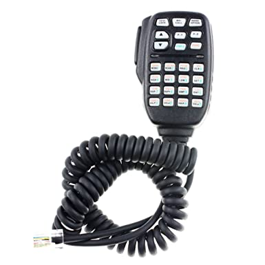 HM-133V ICOM mic For Handheld Speaker Microphone Radio IC-2200H IC-2300 IC-V8000
