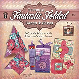 Hot Off The Press - Teresa's Fantastic Folded Cards & Boxes DVD
