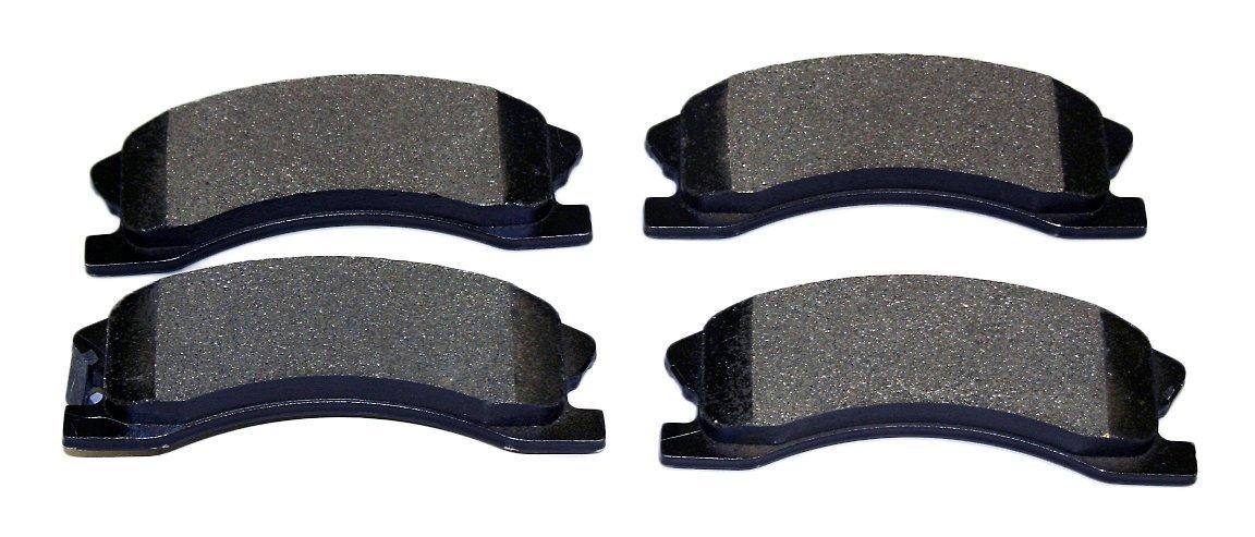 Monroe DX458 Dynamic Premium Brake Pad Set Replacement Parts