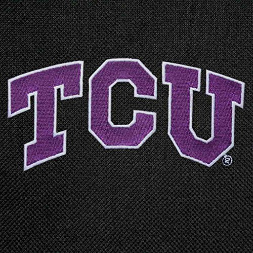 Broad Bay NCAA Texas Christian University Duffel Bag - TCU Gym Bags w Shoe  Pocket 98d3a503127c3