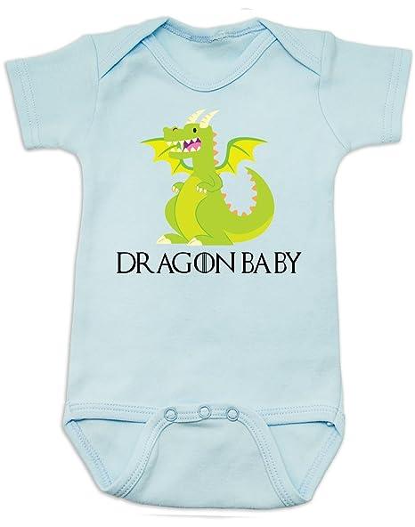 29324e6a9ab1 Amazon.com: Vulgar Baby Bodysuit, Dragon Baby: Clothing