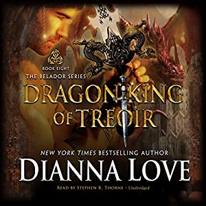 Dragon King of Treoir Audiobook