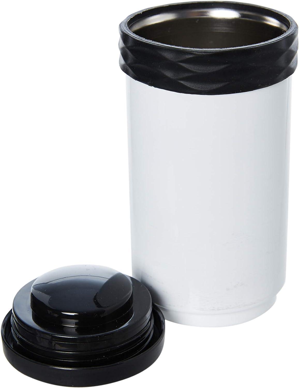 33 cl White Acero Inoxidable Corkcicle Arctican Botella isot/érmica