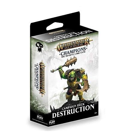 Warhammer Age of Sigmar: Champions TCG - Destruction ...