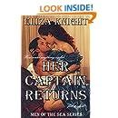 Her Captain Returns (Men of the Sea Book 1)