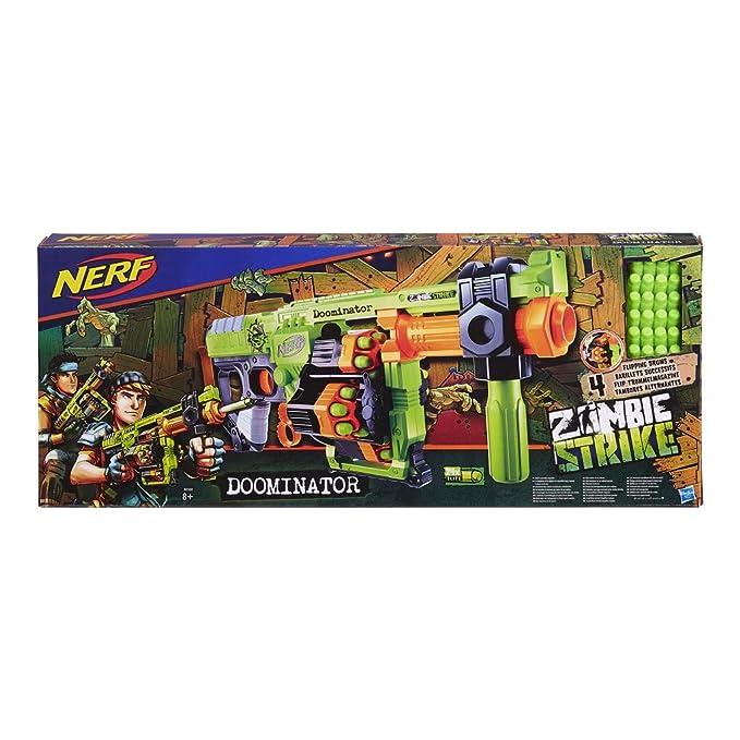 Nerf Ner Zombie Doominator (Hasbro B1532EU4)