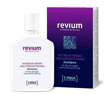 Revium - Champú reparador intenso y anticaída con molécula 1 ...
