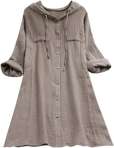 linen dresses shirt dress linen tunic long linen dress beach cover up Made in Italy long sleeve dress maxi linen dress linen shirt