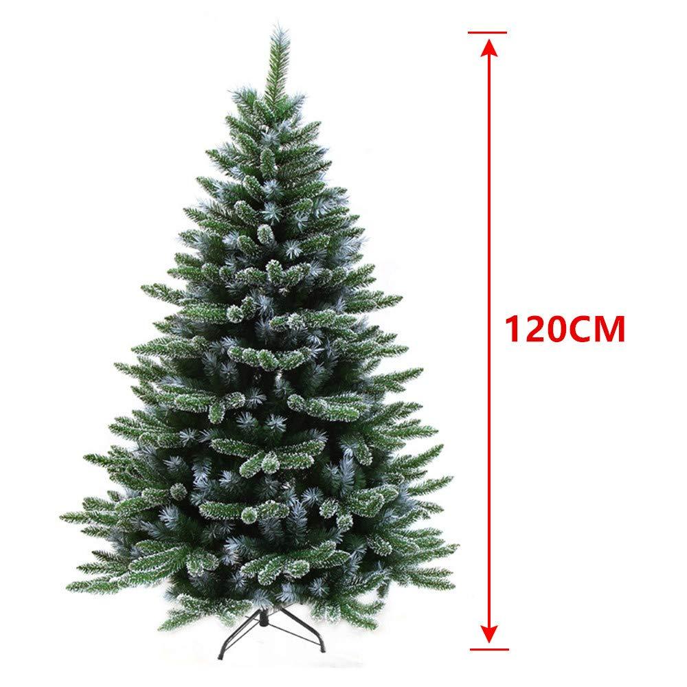 Schnee-Effekt, 60cm FROADP 60cm K/ünstlicher PVC Weihnachtsbaum Tannenbaum Kiefernadel Mit Schnee-Effekt