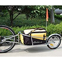 Ebikeco Remolque de Bicicleta una rueda 1