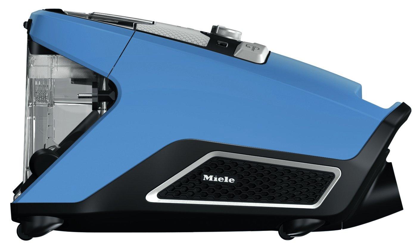 Amazon Com Miele Blizzard Cx1 Turbo Team Bagless Canister Vacuum