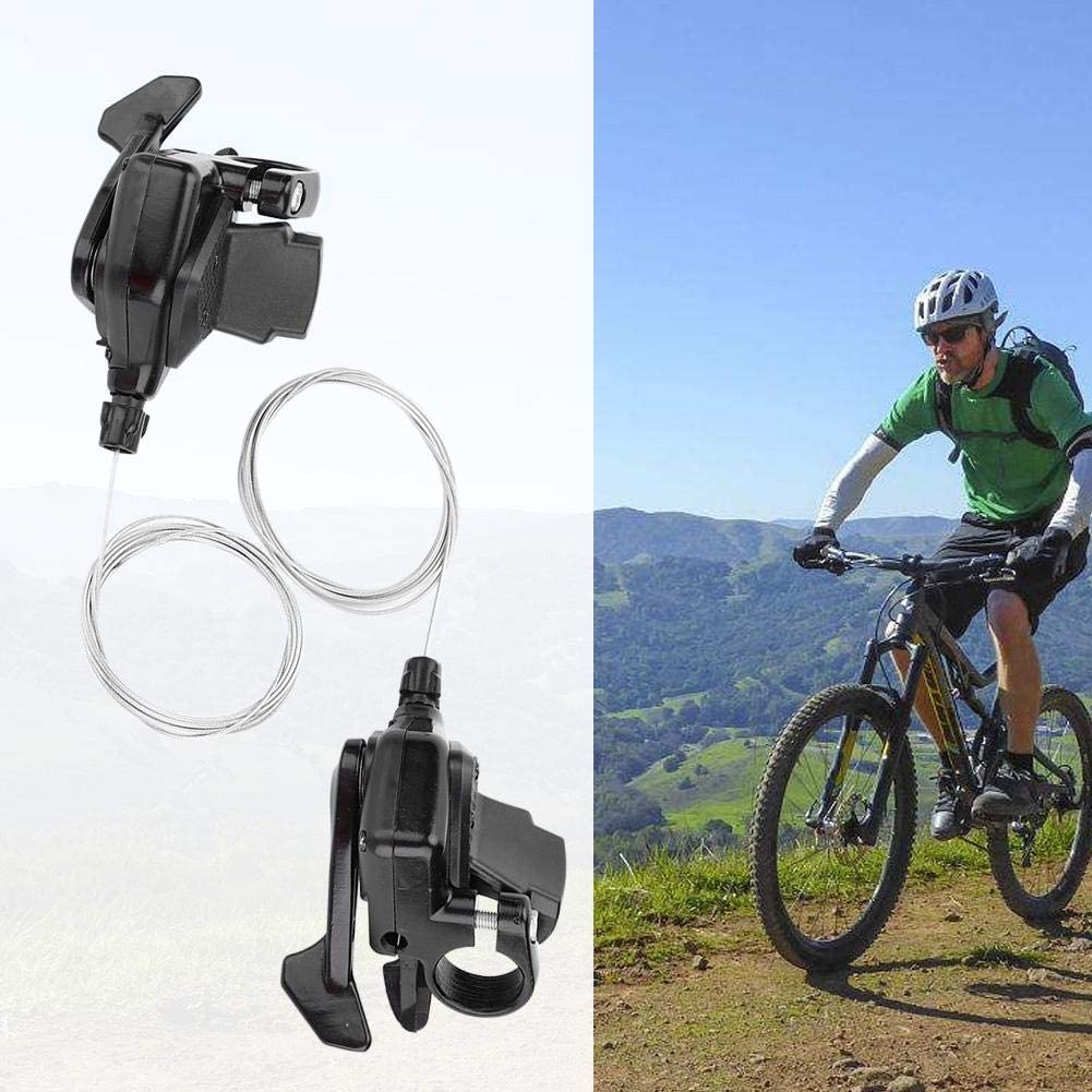 Bike Derailleurs 1 Pair Triple 3X7//8//9 Speed Bicycle Gear Shift Derailleur Left//Right Shifter