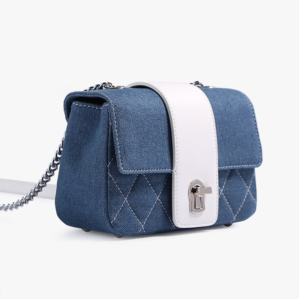 GAOYANG Bags Cowgirl Hit Color Mini Chain Small Square Shoulder Messenger Bag