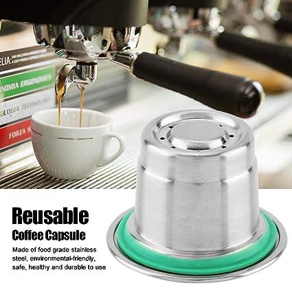 Cápsula de café reutilizable, Cápsula recargable para cafetera ...