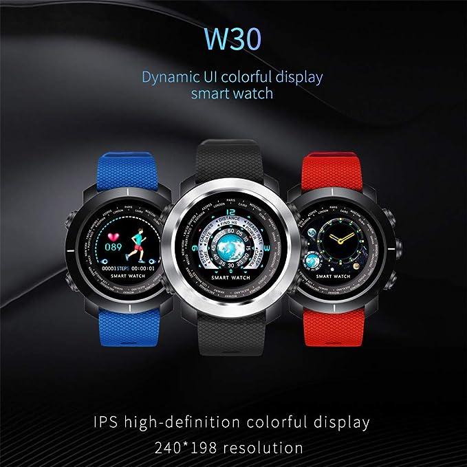 Amazon.com: Fitness Tracker Fashionable IPS HD Colorful ...