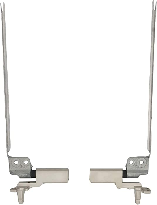 Replacement LCD Hinge Left + Right for Lenovo Thinkpad T430 Compatible 04W3651 04W6861 04W6863 04W6864 0B38980 0B38981 0B41074 0B41075 0B38967 0B41074 0C55148