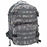 Extreme Pak HD Water Resistant Digital Camo Backpack