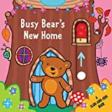 img - for Busy Bear's New Home: A Slide-and-Seek Book book / textbook / text book