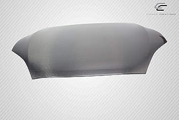 1 Piece Carbon Creations Replacement for 2016.5-2020 Tesla Model S DriTech OEM Look Hood