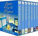 Love Brings Us Home (Inspirational Romance Box Set): Seven Christian Romances Celebrating Faith and Family