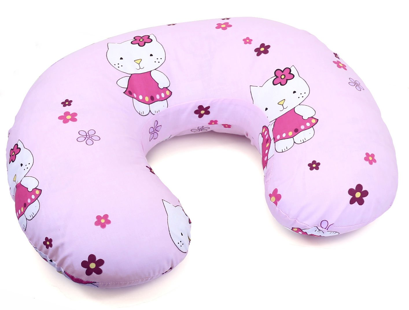 Dots grey COVER FEEDING PILLOW NURSING MATERNITY BABY PREGNANCY BREASTFEEDING ONLY COVER