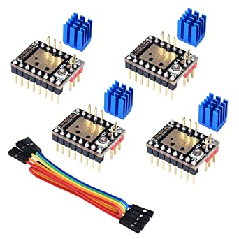 BIGTREETECH TMC2209 V1.1 Stepper Motor Driver 2.8A Peak Driver 3D Printer Parts for SKR V1.3 SKR PRO V1.1