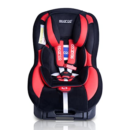 SPARCO Children Convertible Sports CAR Baby SEAT 1 4 YRS Kids