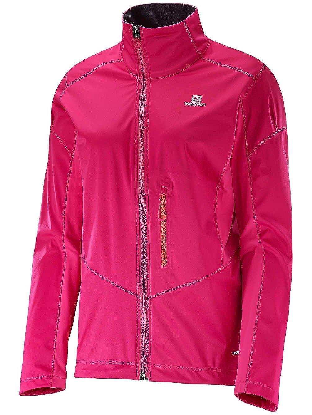 Salomon Damen Outdoor Jacke Lightning Softshell Outdoorjacke