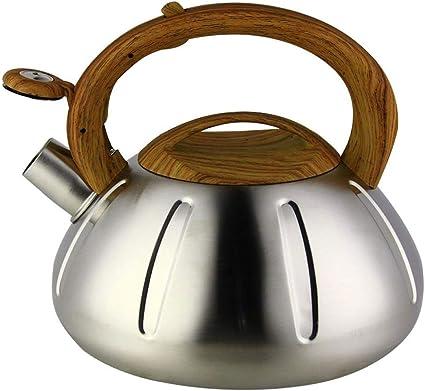 Hervidor de agua de acero inoxidable Hervidor de gas Cocina ...