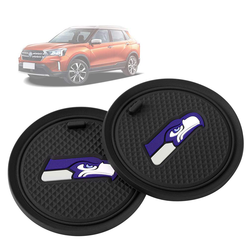 Interior Accessories Seattle Seahawks 2 Pack 2.75 inch for Seattle ...