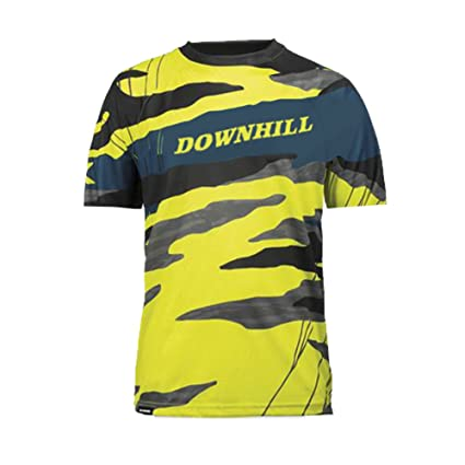 Image Unavailable. Image not available for. Color  Uglyfrog  11 MTB Jersey  Mens Bike Wear Short Sleeve Tops Rage Cycling Motocross Clothes 7939e1ef4