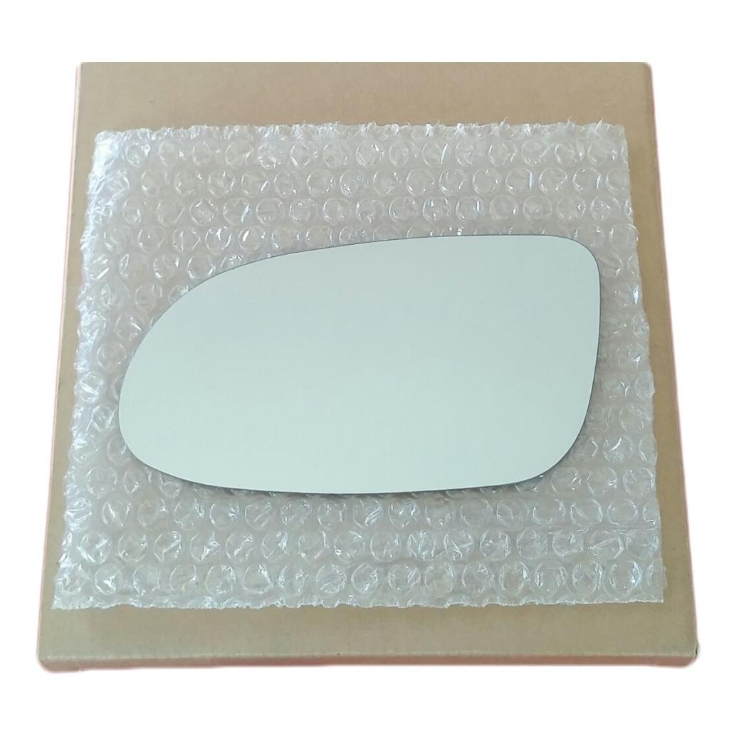 Mercedes CLK SL SLK Models Driver Left Side Replacement Mirror Glass and ADHESIVE AUTO DIM FIT OVER