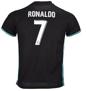 best service afef0 85fbf Amazon.com : #7 Cristiano Ronaldo Home Kid Soccer Jersey ...