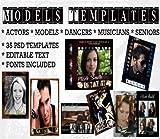 Digital Photography Senior Portraits & Model Composites Backgrounds Backdrops