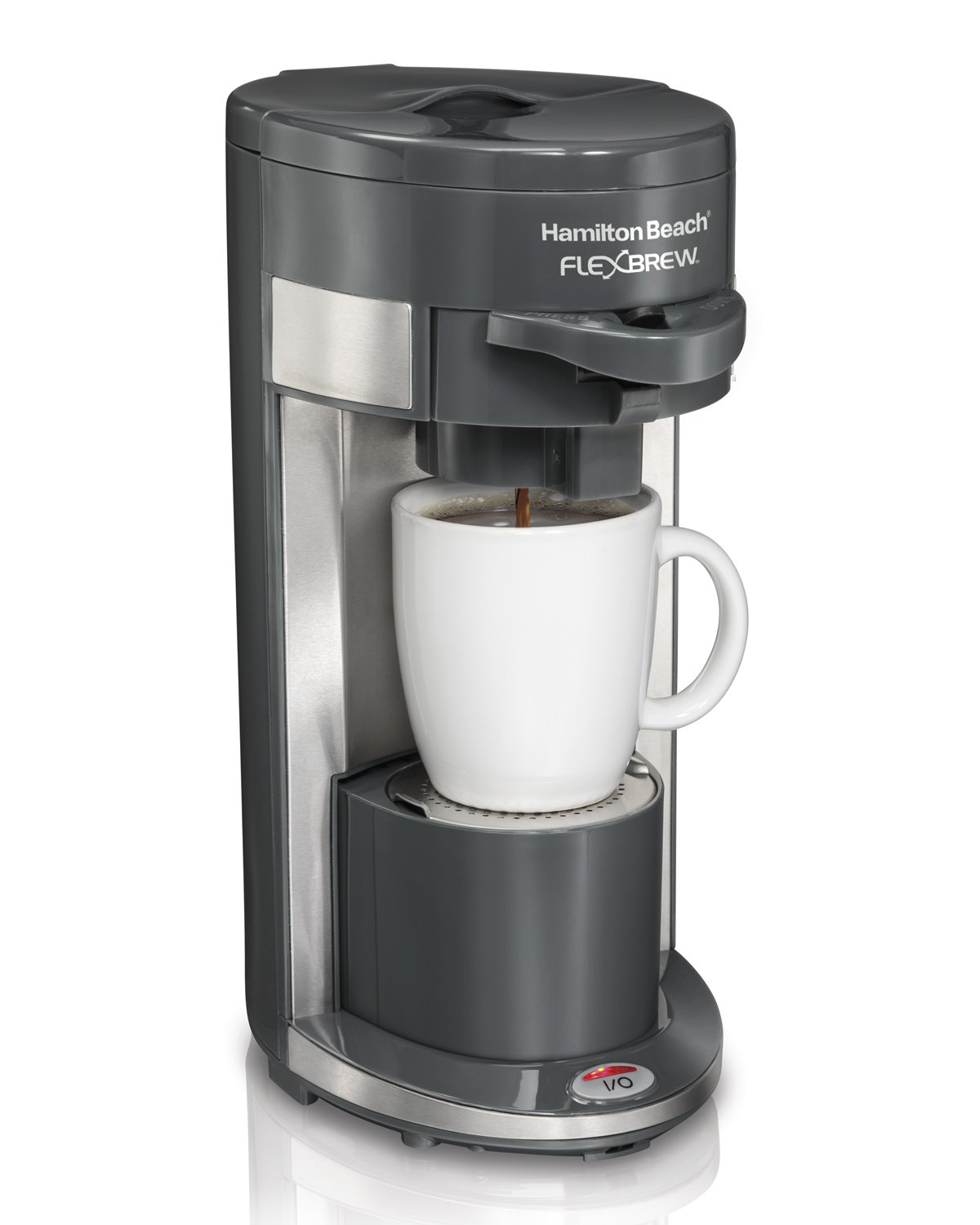 Hamilton Beach Coffee Maker, Flex Brew Single-Serve (49963)