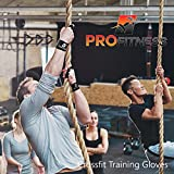 ProFitness Ventilated Cross Training Gloves with