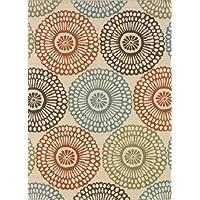 Oriental Weavers Montego 697J Area Rug, 2-Feet 5-Inch 4-Feet 5-Inch